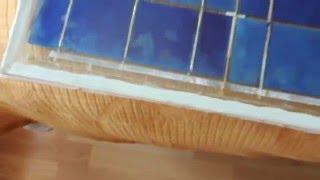 Моя ошибка в изготовлении солнечной панели