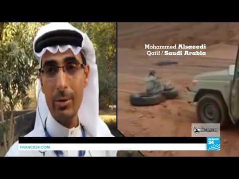 Meet Mohammed, an Observer in Saudi Arabia