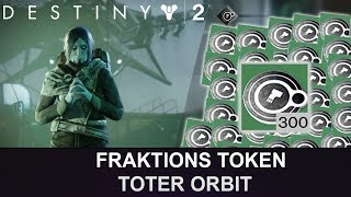 Destiny 2: Toter Orbit Fraktion-Token Opening #003 (Deutsch/German)
