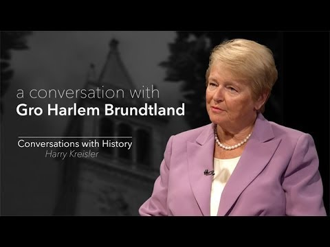 Leadership with Gro Harlem Brundtland - Conversations with History