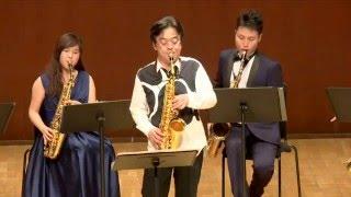 Nobuya Sugawa X La Sax 10th Anniversary Concert 2015 Live in HK WWW...