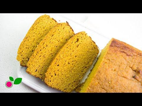 🎃🍞 Pumpkin Bread | Low Carb | Keto | Yo +Green