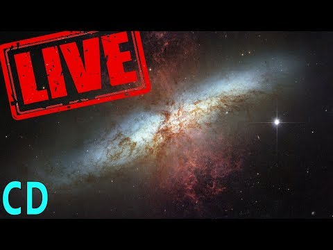 LIVE - The end of the Universe - with Ethan Siegel - REPLAY