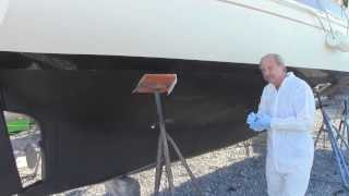 How Barrier Coat And Bottom Painting Boat Sea Hawk Paints