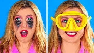 AWKWARD MOMENTS AND HACKS TO OVERCOME FAILS || Fails That Make You Cringe by 123 GO! Video