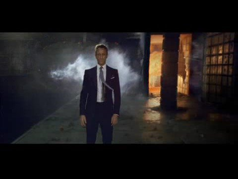 Sony Bravia HD Quantum of Solace ad