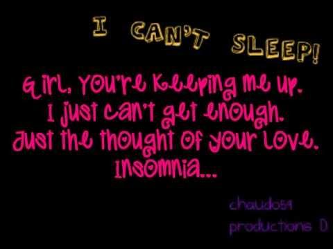 Insomnia - Tebey Lyrics.