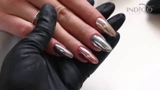 Indigo MetalManix - Multi Chrome :: Paznokcie MetalManix :: Chrome nails