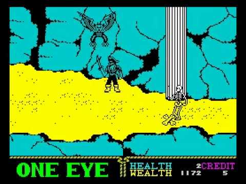 Skull & Crossbones Walkthrough, ZX Spectrum