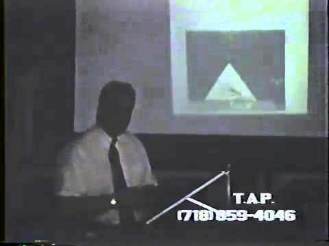 Dr. Charles Finch - Dogon Egypt Sirius Connection