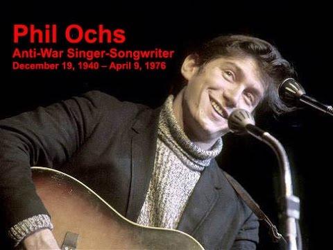 Phil Ochs May 1973 Interview by Vic Sadot & Rich Lang