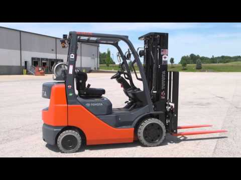 Forklift Options & Accessories   Toyota Forklifts