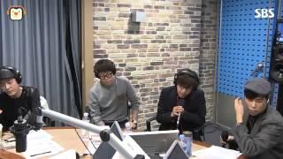 [SBS]케이윌의대단한라디오, 서울은 비, 스윗소로우 라이브