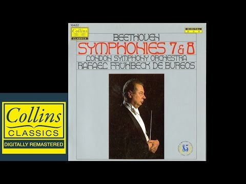 Beethoven - Symphony No.7  and No.8 - London Symphony Orchestra (FULL ALBUM)