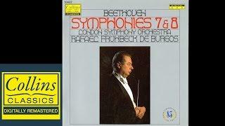 Beethoven - Symphony No.7  and No.8 - London Symphony Orchestra (FULL ALBUM)