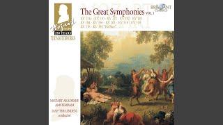 Symphony No. 18 in F Major, K. 130: III. Menuetto