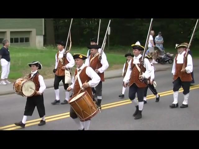 Acton Memorial Day Parade May 30 2011