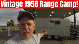 Vintage Range Camp