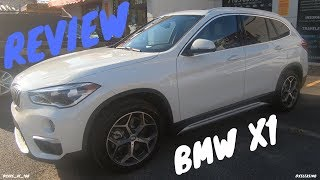 2019 BMW X1 REVIEW - LUXURIOUS ENTRY SUV !