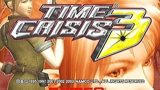 Time Crisis 3 speed run - Alan - Very Hard (PS2) 26:33
