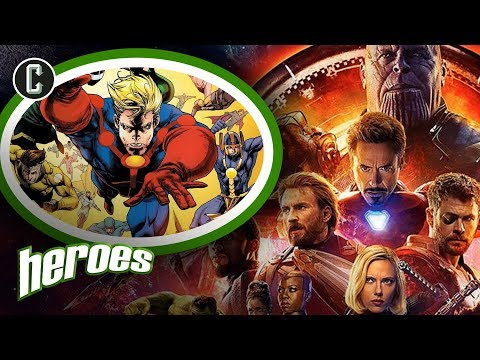 Will The Eternals Be Introduced in Infinity War? - Heroes