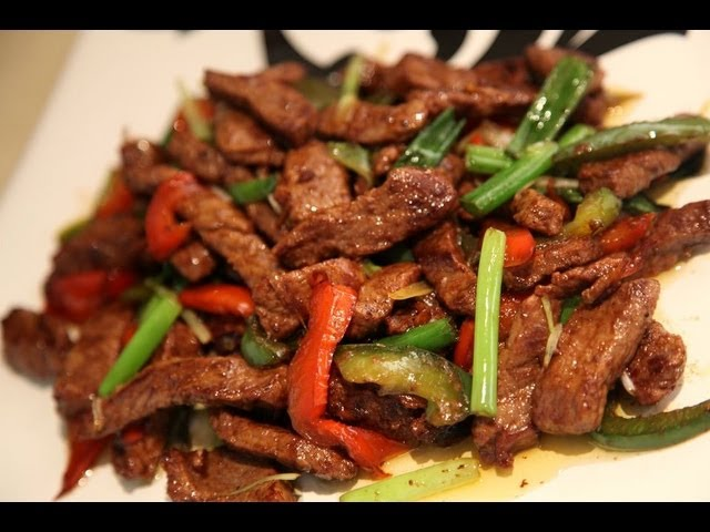 Stir Fry Beef Bajias Cooking Youtube