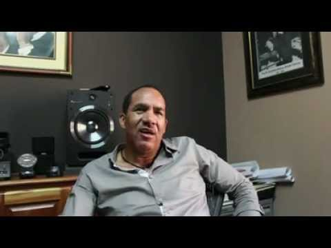 CEO of Big Yard Music, Jamaica - Robert Livingston