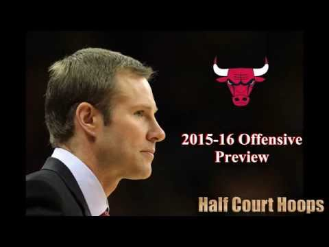 2015-16 NBA Offensive Preview: Chicago Bulls