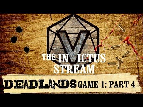 Deadlands RPG - Part 4