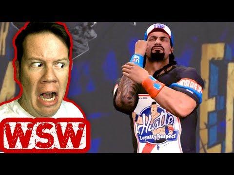 WAIT, THAT'S NOT CENA! WSteveW LIVE! (WWE 2K17 Gameplay)