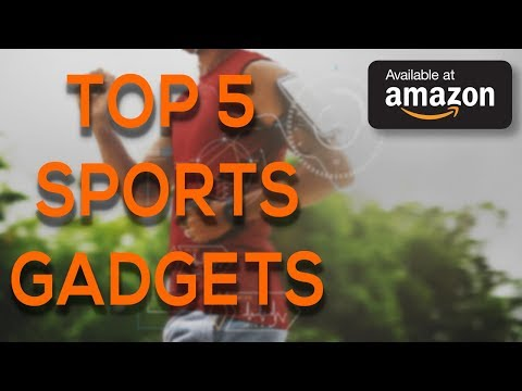Top 5 Sports Gadgets you NEVER KNEW EXISTED