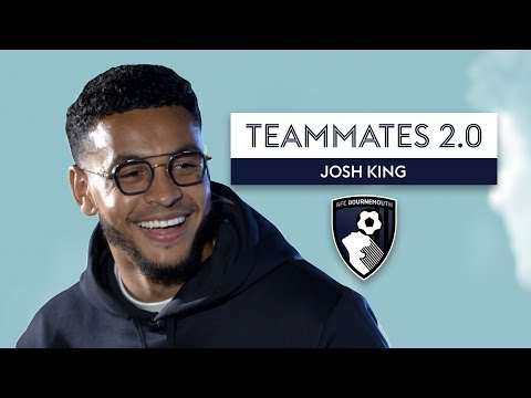 Who is the biggest DIVA at Bournemouth? | Teammates 2.0 | Joshua King