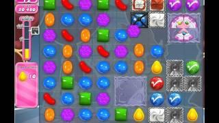 Candy Crush Saga, Level 1103, 2 Stars, Hard Level