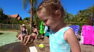 Аквапарк Водные детские крутые горки Мис Кети