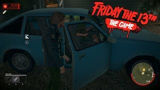 FRIDAY 13th: THE GAME | LAS MEJORES DECISIONES!!