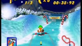 Diddy Kong Racing - Everfrost Peak