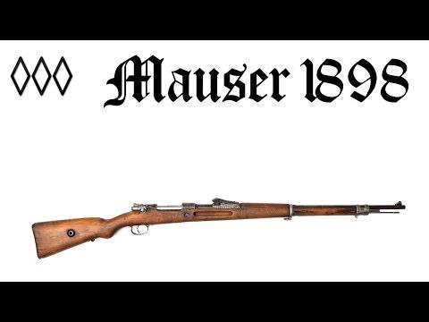 Karabin Mauser 1898
