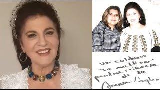 IRINA LOGHIN, mesaj pentru Mihaela!