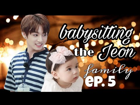 JungkookFF|Babysitting the Jeon Kids| Episode 5 - YouTube
