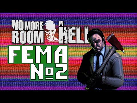 No more room in hell   Прохождение карты FEMA #2