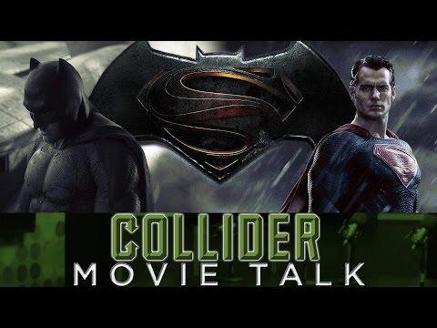 Colllider Movie Talk - Batman V Superman Getting Two New Trailers Soon?