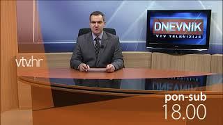 VTV Dnevnik najava 10. siječnja 2019.