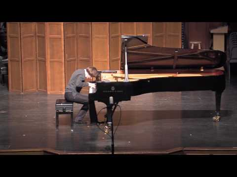 Simon Karakulidi Recital at Park University