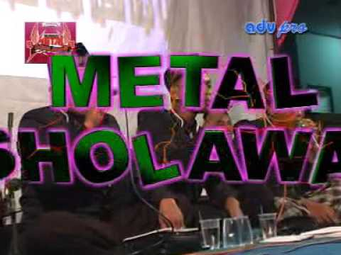 ACHMAD YA HABIBI, Serdadu Metal Sholawat, Sawahan Panggul Trenggalek