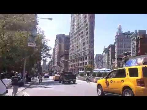 Flatiron surroundings NYC
