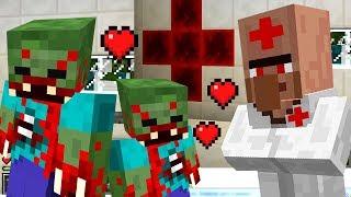 ПОБЕГ из БОЛЬНИЦЫ МАЙНКРАФТ НУБ Выживание КокаПлей ЛетсПлей Minecraft PE 1.2.3
