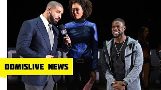 Kevin Hart, Drake Diss Meek Mill At NBA All Star Celebrity Game (2016 NBA All-Star Weekend)