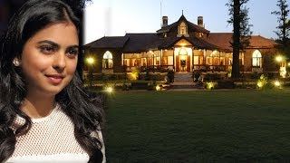 Mukesh Ambani की बेटी Isha Ambani का 452.5 करोड़ रुपए का ओल्ड गुलीटा(Old Gulita Bungalow) बंगला
