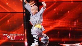 Mond ist ein echtes Kung-Fu-Kid | Das Supertalent 2017 | Sendung vom 25.11.2017