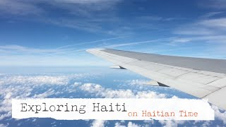 TRAVEL HAITI: Exploring Haiti in SUPER Slow-Mo
